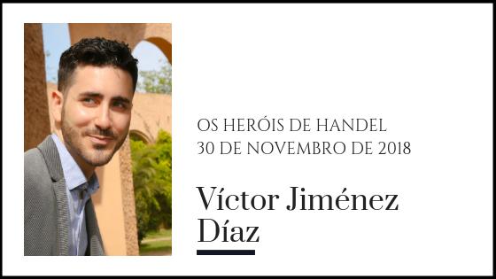Víctor Jiménez Díaz - Contratenor